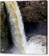 Outlet Falls Acrylic Print