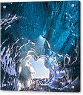 Outside World Acrylic Print
