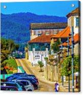 Outskirts Of Valenca Acrylic Print