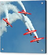 Over The Top Acrylic Print