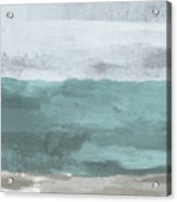Overcast- Art By Linda Woods Acrylic Print