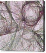 Overdrape Proportion  Id 16099-084751-27670 Acrylic Print
