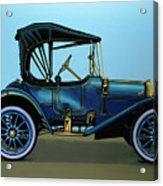 Overland 1911 Painting Acrylic Print