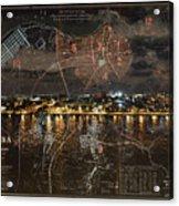 Overnight In Havana Acrylic Print