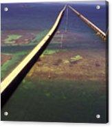 Overseas Highway Acrylic Print