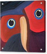 Owl - Sold Acrylic Print