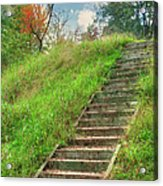 Owl Creek Mound  Acrylic Print