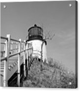 Owl's Head Light Acrylic Print