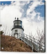 Owl's Head Lighthouse 4761 Acrylic Print