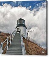 Owl's Head Lighthouse 4764 Acrylic Print