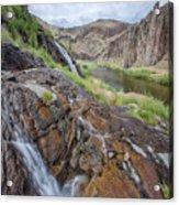 Owyhee River 1 Acrylic Print