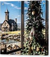 Ozark Christmas  Acrylic Print