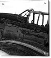 P 51 C Acrylic Print