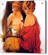 p rarmstrong 026 Rolf Armstrong Acrylic Print