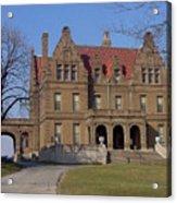 Pabst Mansion Photo Acrylic Print