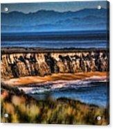 Pacific Coast Acrylic Print