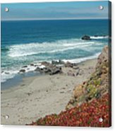 Pacific Coast View IIi Acrylic Print