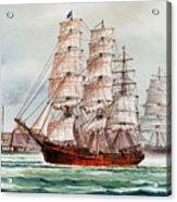 Pacific Fleet Acrylic Print