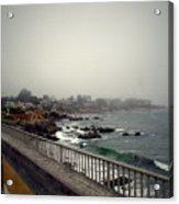 Pacific Grove California Usa Acrylic Print
