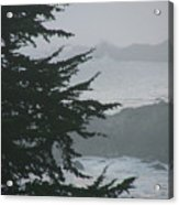Pacific Grove Early Am Acrylic Print