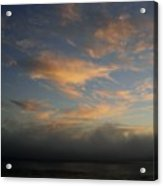 Pacific Grove Sunrise Acrylic Print