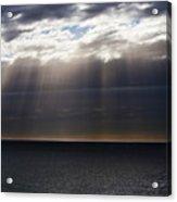 Pacific Storm Acrylic Print