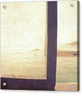 Pacific Window Acrylic Print