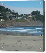 Pacifica California Acrylic Print