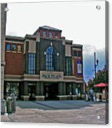 Pack Place Asheville Acrylic Print