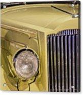 Packard Class Acrylic Print