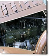 Packard Club Sedan 1934 Super 8 Acrylic Print
