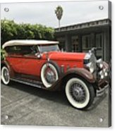 Packard Acrylic Print