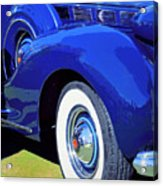 Packard Palm Springs Acrylic Print