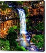 Paddy's Falls Acrylic Print