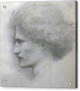 Paderewski Acrylic Print