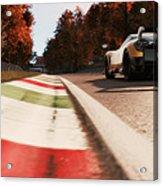 Pagani Huayra - Monza 2 Acrylic Print