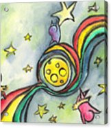 Page 5 Fromi Believe  Acrylic Print