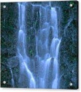 Paihi Falls Acrylic Print