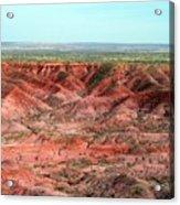 Painted Desert 3 Acrylic Print