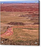 Painted Desert #3 Acrylic Print