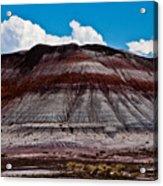 Painted Desert #5 Acrylic Print