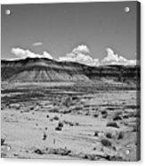 Painted Desert #9 Acrylic Print