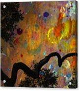 Painted Skies Acrylic Print