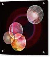 Painter's Universe Acrylic Print