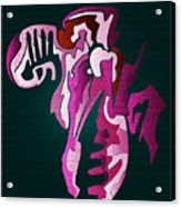 Painting 302 Acrylic Print