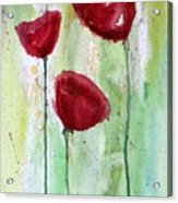Painting Class Painting Acrylic Print