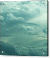 Painting In The Sky Acrylic Print