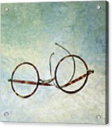 Pair Of Glasses Acrylic Print by Bernard Jaubert
