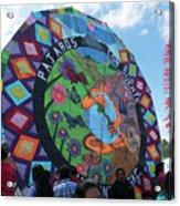 Pajaros Giant Kite Acrylic Print