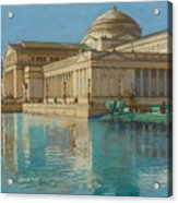 Palace Of Fine Arts Acrylic Print
